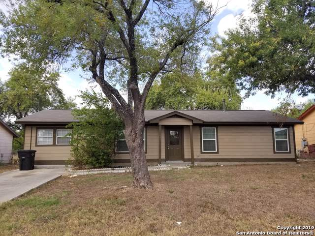 447 Zabra St, San Antonio, TX 78227 (MLS #1419303) :: The Gradiz Group