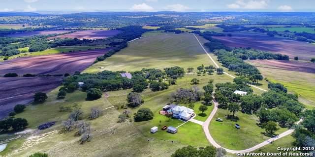 760 Brewer Rd, Fredericksburg, TX 78624 (MLS #1419350) :: Glover Homes & Land Group