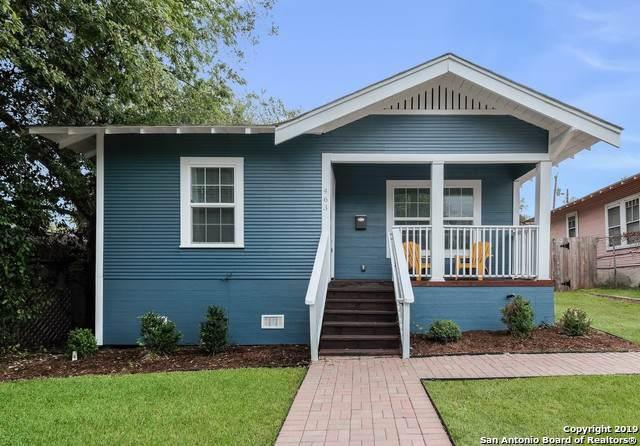 463 University Ave, San Antonio, TX 78201 (MLS #1419376) :: BHGRE HomeCity