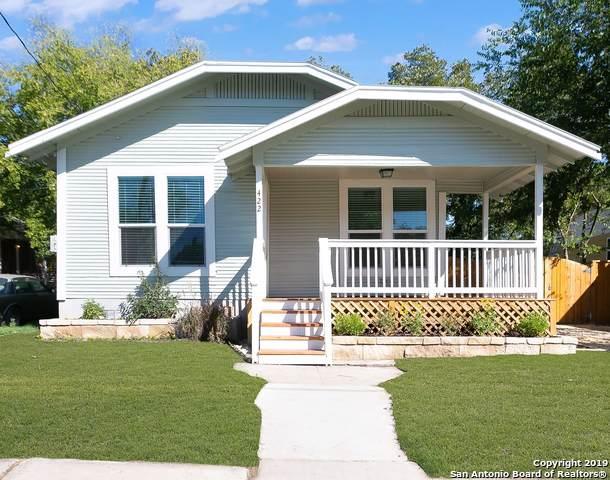 422 S Olive St, San Antonio, TX 78203 (MLS #1419411) :: Glover Homes & Land Group
