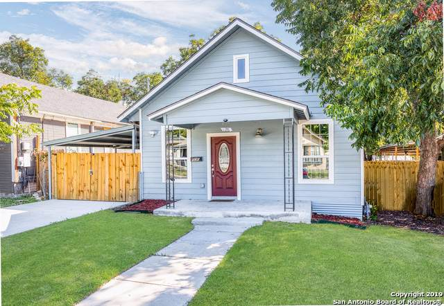530 Delmar St, San Antonio, TX 78210 (MLS #1419546) :: Glover Homes & Land Group