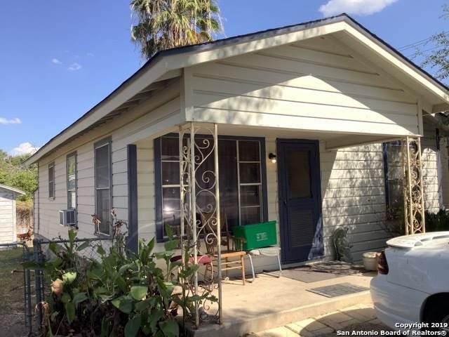 8726 Ludtke Ave, San Antonio, TX 78221 (MLS #1419570) :: Glover Homes & Land Group