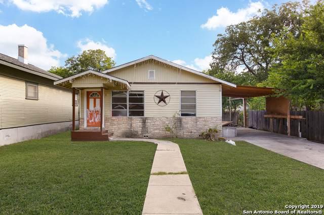 226 Montrose St, San Antonio, TX 78223 (MLS #1419576) :: Alexis Weigand Real Estate Group