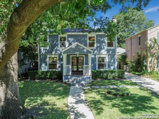 215 College Blvd, San Antonio, TX 78209 (MLS #1419627) :: BHGRE HomeCity