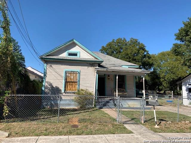 125 Glass Ave, San Antonio, TX 78204 (MLS #1419665) :: Tom White Group