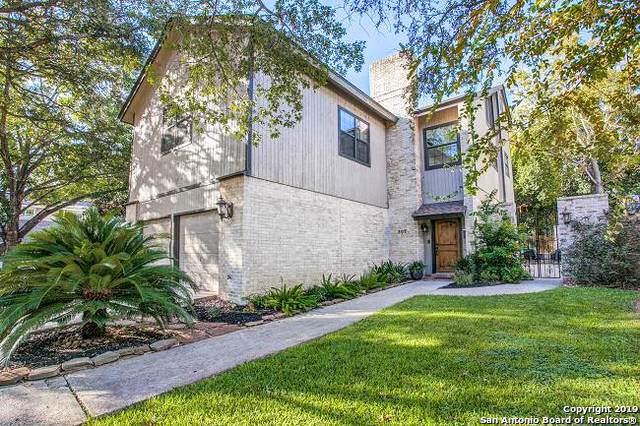 307 Ogden Ln, Alamo Heights, TX 78209 (MLS #1419679) :: Reyes Signature Properties