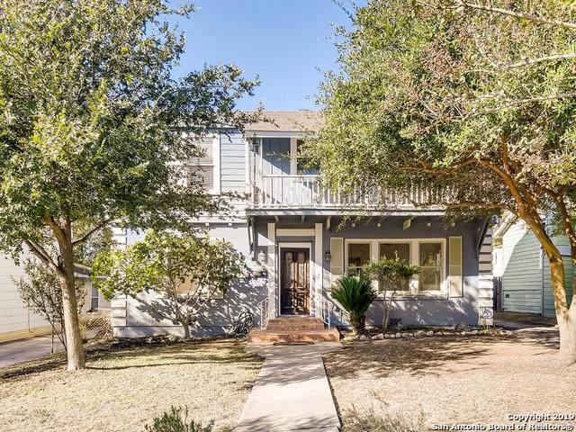 343 Parland Pl, San Antonio, TX 78209 (MLS #1419710) :: BHGRE HomeCity