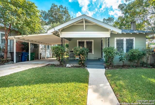 1430 W Ashby Pl, San Antonio, TX 78201 (MLS #1419750) :: The Gradiz Group