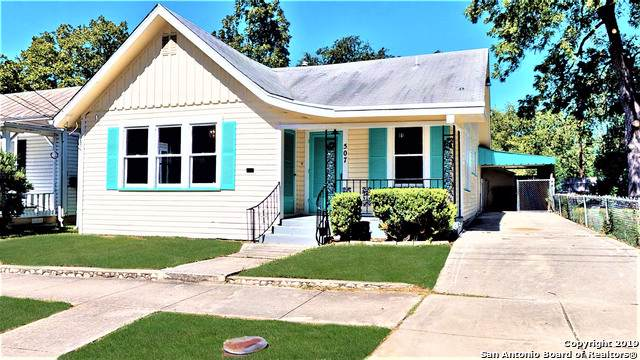 507 Center St, San Antonio, TX 78202 (MLS #1419786) :: Glover Homes & Land Group