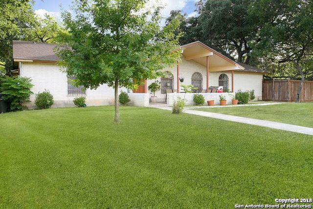 4210 Sylvanoaks Dr, San Antonio, TX 78229 (#1419870) :: The Perry Henderson Group at Berkshire Hathaway Texas Realty
