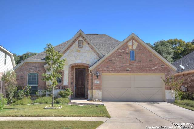 247 Parkview Terrace, Boerne, TX 78006 (MLS #1419944) :: Alexis Weigand Real Estate Group
