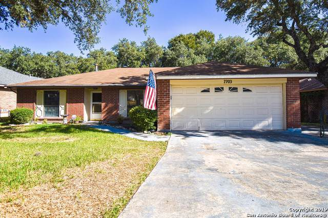 7703 Creek Trail St, San Antonio, TX 78254 (MLS #1419988) :: The Mullen Group | RE/MAX Access