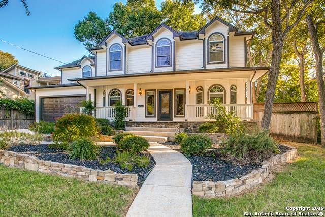 628 Alamo Heights Blvd, Alamo Heights, TX 78209 (MLS #1419996) :: Jam Group Realty