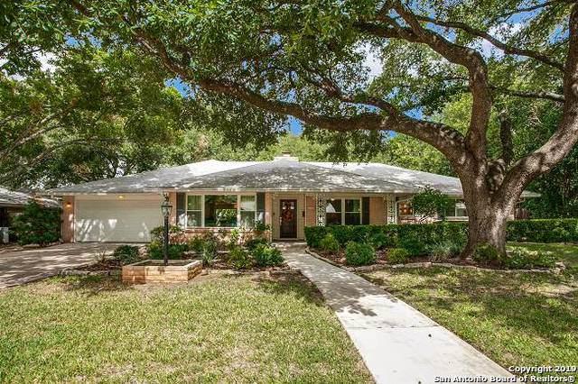 2319 Briarwood Dr, San Antonio, TX 78209 (MLS #1420165) :: Niemeyer & Associates, REALTORS®