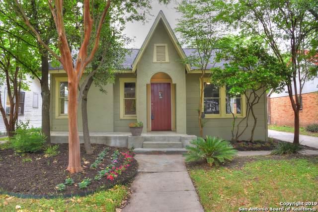 2035 W Gramercy Pl, San Antonio, TX 78201 (MLS #1420245) :: Alexis Weigand Real Estate Group