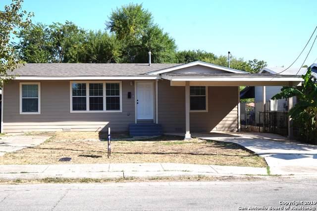 231 San Angelo, San Antonio, TX 78212 (MLS #1420284) :: BHGRE HomeCity