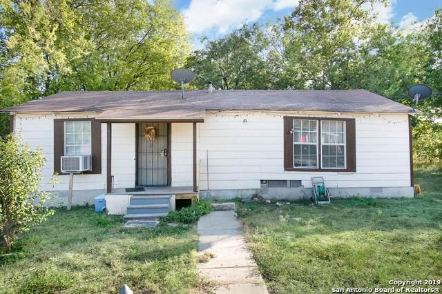 1322 Thorain Blvd, San Antonio, TX 78201 (MLS #1420443) :: The Gradiz Group