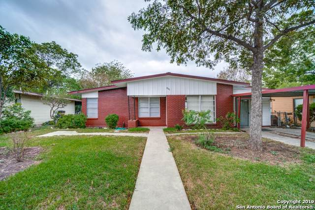 331 Surrells Ave, San Antonio, TX 78228 (MLS #1420469) :: The Gradiz Group