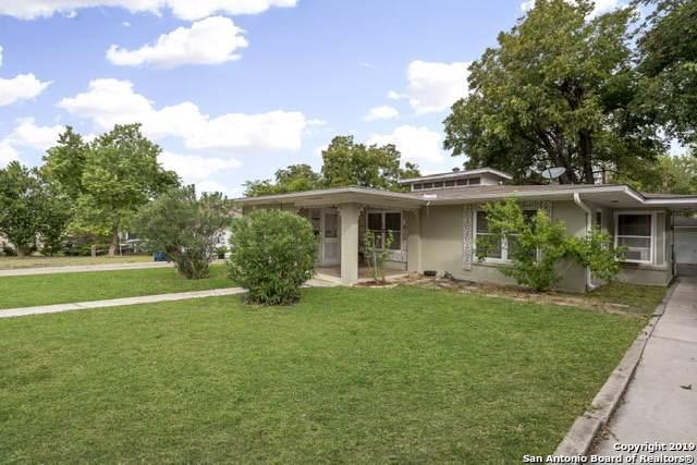 711 Chicago Blvd, San Antonio, TX 78210 (MLS #1420530) :: The Gradiz Group