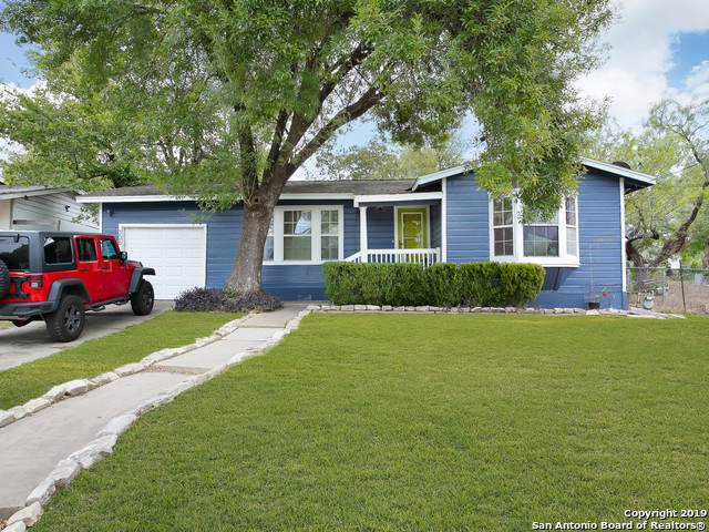 306 Griggs Ave, San Antonio, TX 78228 (MLS #1420975) :: The Gradiz Group