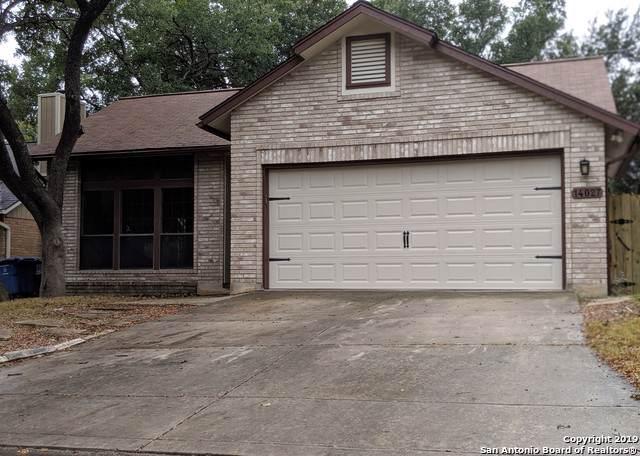 14027 Cedar Canyon, San Antonio, TX 78231 (MLS #1421054) :: Carter Fine Homes - Keller Williams Heritage