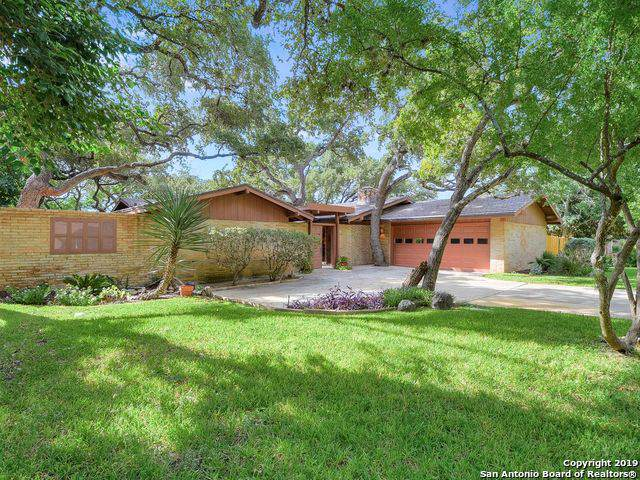 2722 Old Moss Rd, San Antonio, TX 78217 (MLS #1421149) :: The Heyl Group at Keller Williams