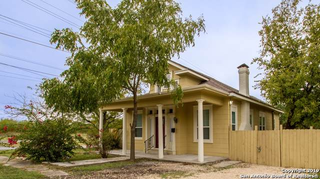 923 St Anthony Ave, San Antonio, TX 78210 (MLS #1421256) :: Alexis Weigand Real Estate Group