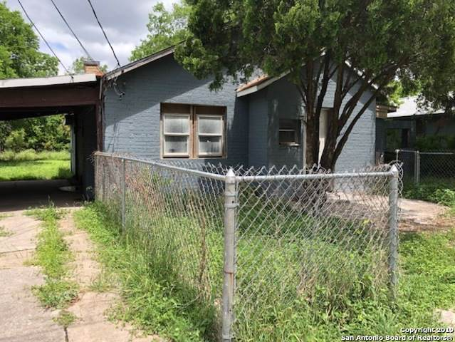 223 Bee St, San Antonio, TX 78208 (#1421303) :: The Perry Henderson Group at Berkshire Hathaway Texas Realty