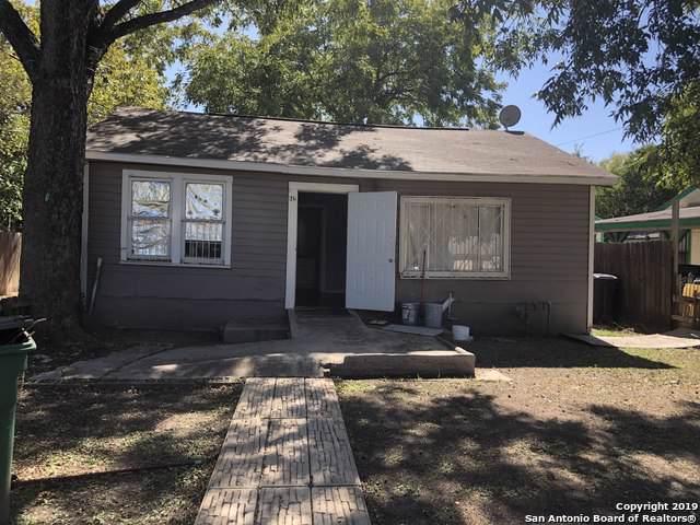 142 Sargent St, San Antonio, TX 78210 (MLS #1421364) :: Niemeyer & Associates, REALTORS®