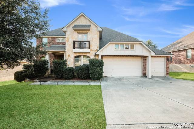 8146 Night Bluff Dr, San Antonio, TX 78255 (MLS #1421387) :: Niemeyer & Associates, REALTORS®
