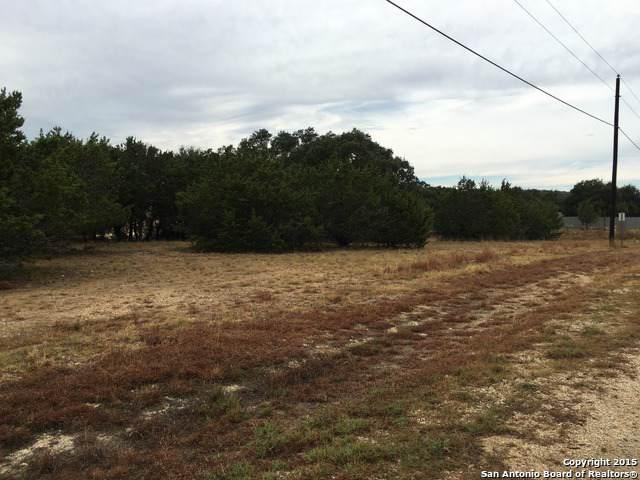PR 1518 Lot 171, Bandera, TX 78003 (MLS #1421465) :: Glover Homes & Land Group