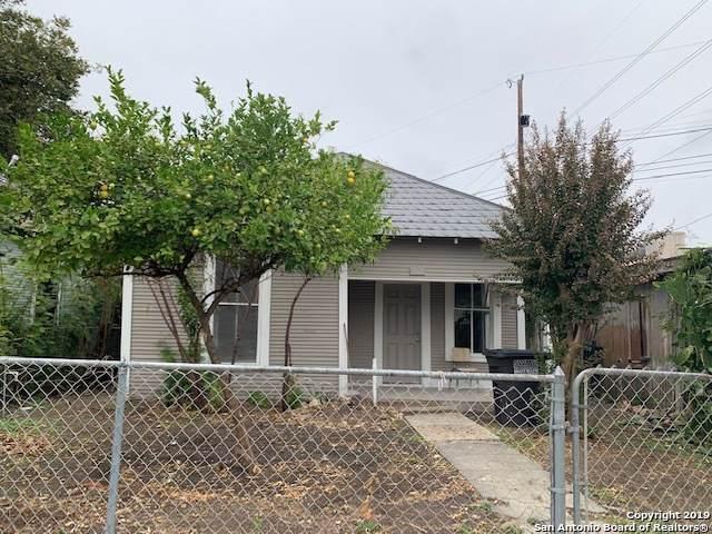 105 Cornell Ave, San Antonio, TX 78201 (MLS #1421475) :: The Gradiz Group