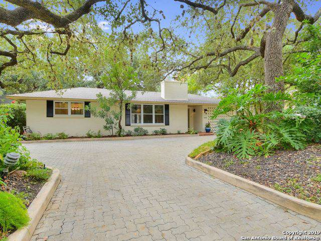 170 Claywell Dr, Alamo Heights, TX 78209 (MLS #1421561) :: Niemeyer & Associates, REALTORS®