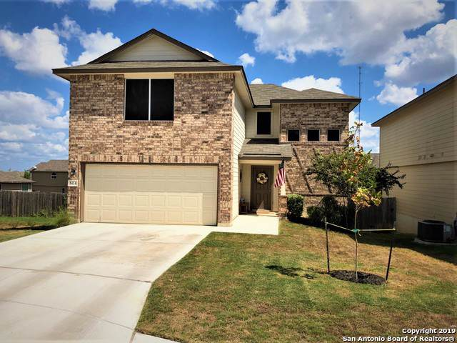 1414 Scent Of Basil, San Antonio, TX 78245 (#1421569) :: The Perry Henderson Group at Berkshire Hathaway Texas Realty