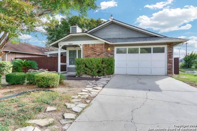 7447 Brandyridge, San Antonio, TX 78250 (MLS #1421729) :: Alexis Weigand Real Estate Group