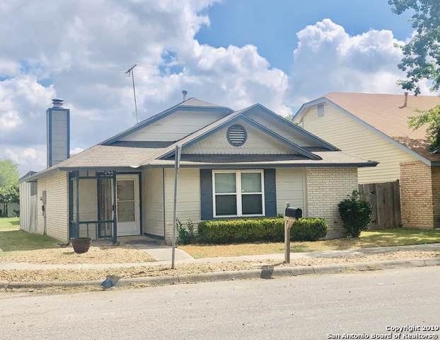 801 Garden Meadow Dr, Universal City, TX 78148 (MLS #1421818) :: The Gradiz Group