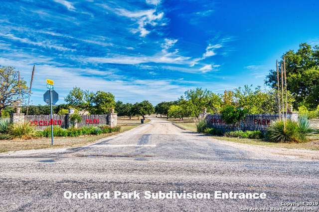 LOT 61-B Antelope Run, Medina, TX 78055 (MLS #1421850) :: BHGRE HomeCity