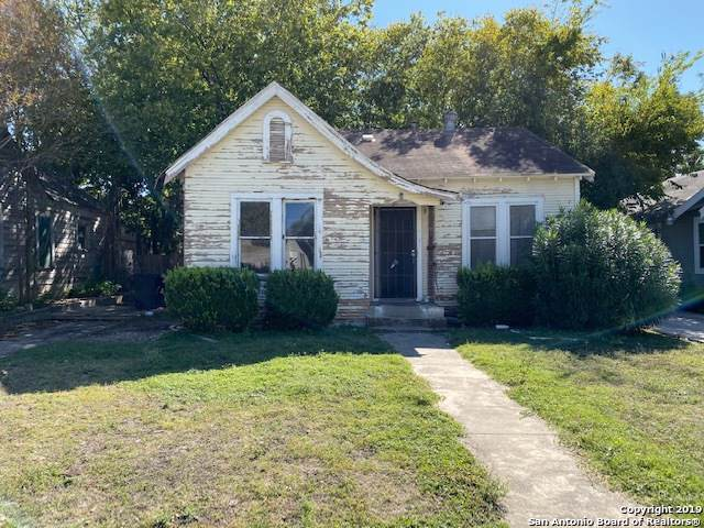 910 Bailey Ave, San Antonio, TX 78210 (MLS #1421902) :: LindaZRealtor.com