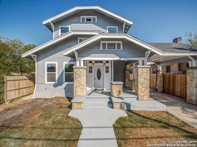 1007 Delaware St, San Antonio, TX 78210 (MLS #1421967) :: Alexis Weigand Real Estate Group