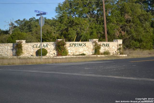 0 Running Springs, San Antonio, TX 78261 (MLS #1422195) :: BHGRE HomeCity