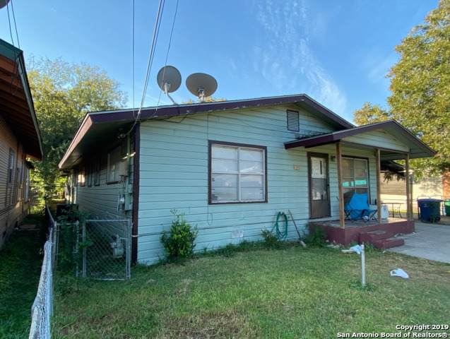 1546 Center St, San Antonio, TX 78202 (MLS #1422501) :: Niemeyer & Associates, REALTORS®