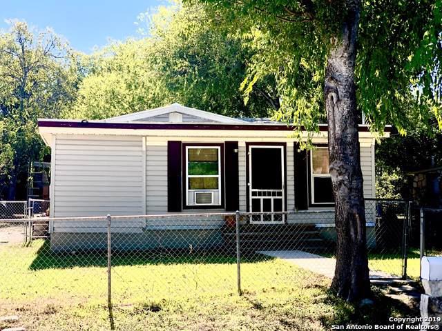 210 Yuma St, San Antonio, TX 78211 (MLS #1422585) :: Alexis Weigand Real Estate Group