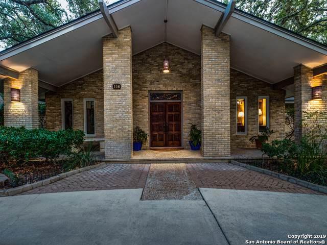 106 Pepper Bush St, Shavano Park, TX 78231 (MLS #1422713) :: The Gradiz Group