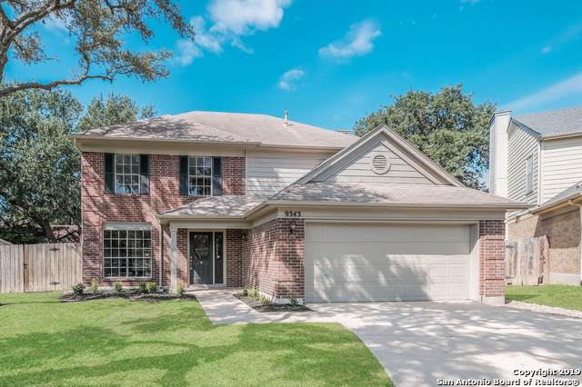 9343 Proclamation Dr, San Antonio, TX 78240 (MLS #1422734) :: Berkshire Hathaway HomeServices Don Johnson, REALTORS®