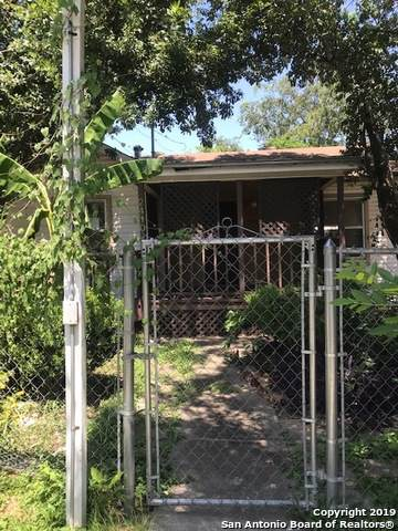2410 St Anthony Ave, San Antonio, TX 78210 (MLS #1422749) :: Niemeyer & Associates, REALTORS®