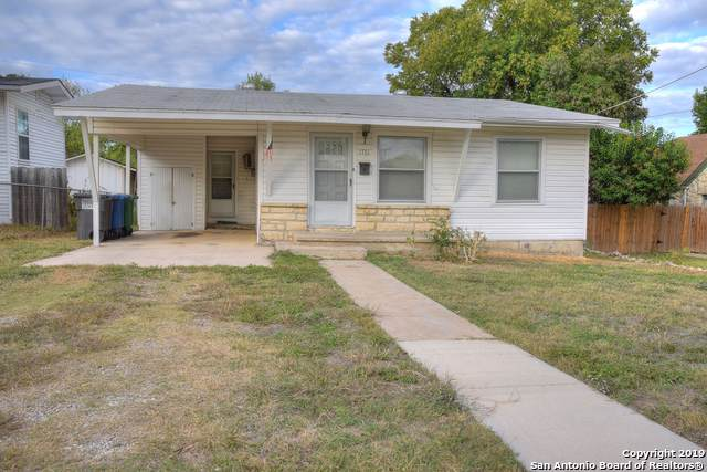 1751 Donaldson Ave, San Antonio, TX 78228 (MLS #1422765) :: The Gradiz Group