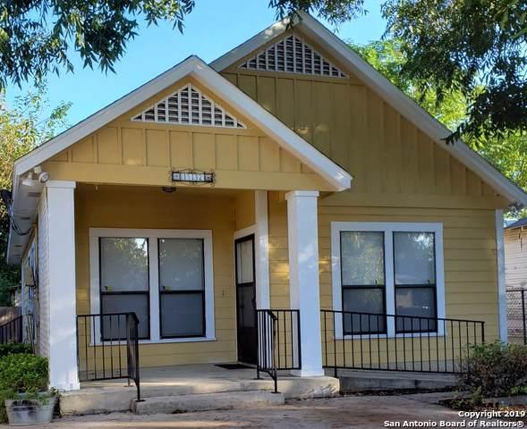 112 Shiner St, San Antonio, TX 78207 (MLS #1422775) :: Alexis Weigand Real Estate Group