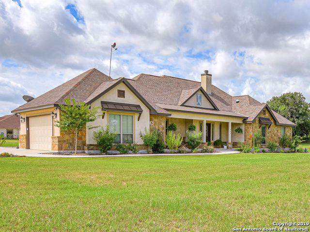 260 Abrego Lake Dr, Floresville, TX 78114 (MLS #1422801) :: Legend Realty Group