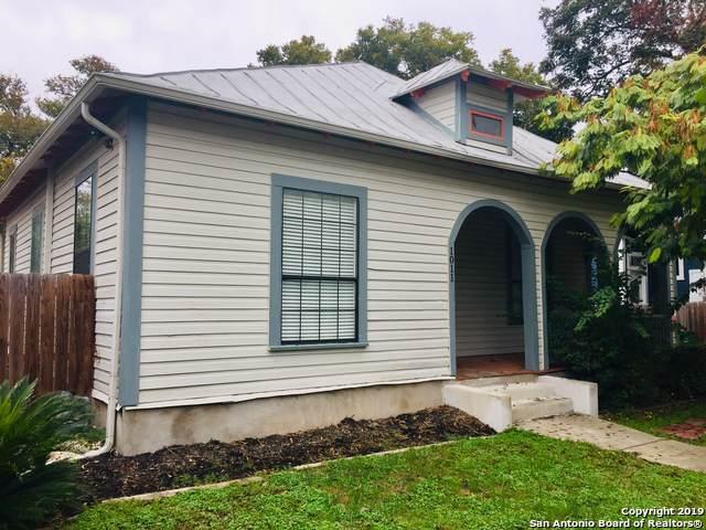 1011 Dawson St, San Antonio, TX 78202 (MLS #1422992) :: Berkshire Hathaway HomeServices Don Johnson, REALTORS®