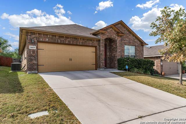 16635 Dolente Rd, San Antonio, TX 78266 (MLS #1423038) :: The Gradiz Group